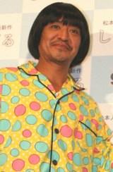 映画『しんぼる』のプレミア試写会に出席した、松本人志監督 (C)ORICON DD inc.