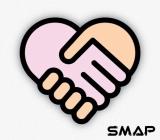 SMAPの通算44枚目となるシングル「そっと きゅっと/スーパースター★」