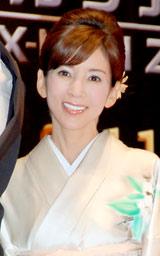 映画『ウルヴァリン:X-MEN ZERO』ジャパンプレミアに出席した川島なお美 (C)ORICON DD inc.