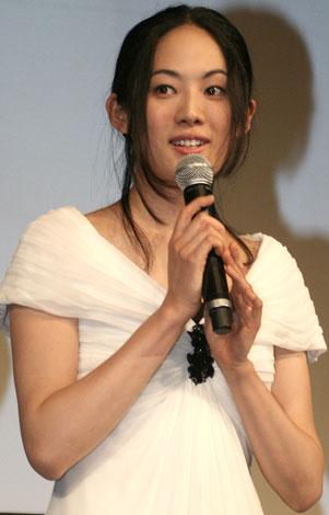東京大学安田講堂で行われた公開講座『日本コンテンツと海外市場』に登壇した柴本幸 (C)ORICON DD inc.