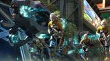 『FINAL FANTASY XIII』のゲーム画面 ※開発中のものです