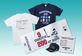 ミズノが発売を発表した「イチロー選手 MLB記録9年連続200本安打達成記念グッズ」