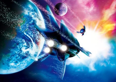 2010年春に登場するUSJの新アトラクションイメージ(C) & (R) Universal Studios. All rights reserved.