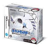 ニンテンドーDS用ソフト『ポケットモンスター ソウルシルバー』 (c)2009 Pokemon. (c)1995-2009 Nintendo/Creatures Inc./GAME FREAK inc.
