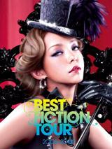 安室奈美恵の新作ライブDVD『namie amuro BEST FICTION TOUR 2008−2009』