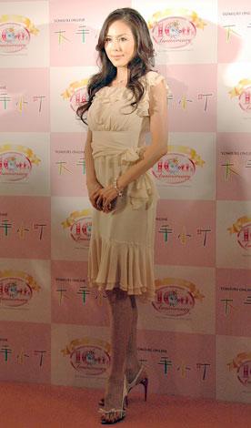 大手小町10周年記念企画「ロールケーキ」発表会に出席した杉本彩(C)ORICON DD inc.