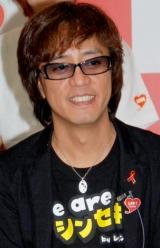献血プロジェクト『LOVE in Action PROJECT』の記者会見に出席した、山本シュウ (C)ORICON DD inc.