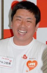 献血プロジェクト『LOVE in Action PROJECT』の記者会見に出席した、FM愛知のDJ・マルコ石本 (C)ORICON DD inc.