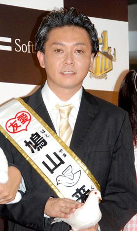 10月度『S-1バトル』に参戦する鳩山来留夫 (C)ORICON DD inc.