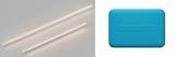長寿命の極細ランプを使用した建築化照明器具『プラスシーライン MMC07101/09101シリーズ』(NECライティング)、ミニノート型パソコン『N310』(サムスン電子)