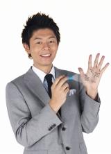同商品を共同開発したお笑い芸人の島田秀平