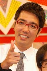 新番組『ザ・逆流リサーチャーズ』(テレビ東京系)の制作発表会見に出席した、おぎやはぎ・小木博明 (C)ORICON DD inc.