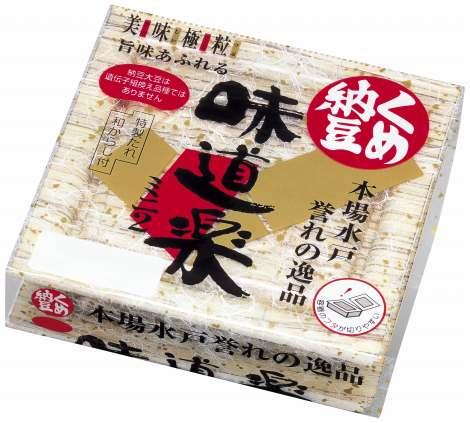 『くめ納豆 味道楽』