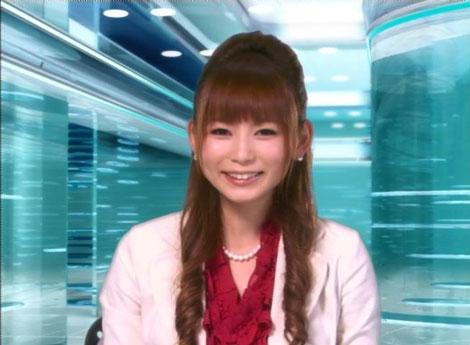 照れ笑いも見せる中川翔子/『スーパーロボット大戦NEO』新CM
