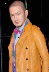 『東京初 日本ファッション・ウィーク』オープニングショーにゲストモデルとして参加した、中村獅童 (C)ORICON DD inc.