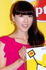 『リプトン ひらめきIST AWARD 2009』表彰式に出席した、矢沢心 (C)ORICON DD inc.