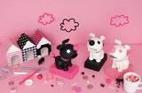 犬型貯金箱『モグモグ ワンコ』(11月14日発売)(C) BANDAI 2009