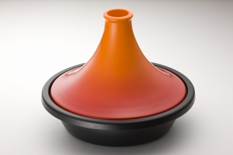 ル・クルーゼの『タジン オレンジ』2万5000円