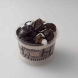 ミニストップの『ハピリッチ』新商品『スペシャルベルギーチョコパフェ』