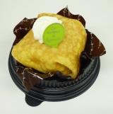 ファミリーマートの『Sweets+(スイーツプラス)』新商品『パンプキン・クレープ』