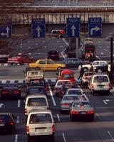このような交通渋滞も、近い将来は解消されるかもしれない (※写真はイメージです)