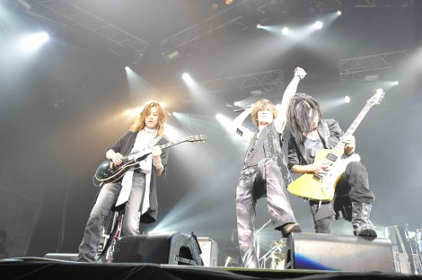 La'cryma Christi(C)V-ROCK FESTIVAL'09 ※『V-ROCK FESTIVAL 09』