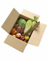 モスバーガーの協力農家が作った野菜と果物を詰め合わせた『モスのこだわり野菜ギフト』