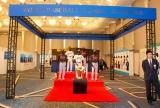 45回目となるドラフト会議『プロ野球ドラフト会議 supported by TOSHIBA』には初の試みとして1000名のファンを招待、特設のミュージアムも披露された (C)ORICON DD inc.