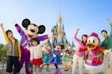 """""""音楽フェス""""をテーマにした新イベント『ディズニー・パワー・オブ・ミュージック!』のイメージ画像 (C)Disney"""