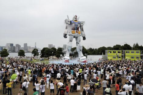【金賞受賞】『GREEN TOKYO ガンダムプロジェクト』(GREEN TOKYO ガンダムプロジェクト実行委員会)