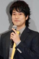 NTTドコモ新CM発表会に参加した松山ケンイチ (C)ORICON DD inc.