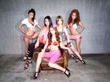 アルバム『We are JANEL』(11月11日発売)でメジャーデビューしたJANEL(左から、あずに、naoca、Grow、MARIE、YUKO)