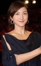 広末涼子、中谷美紀は「かっこいい」と尊敬のまなざし