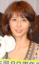 初の1位を獲得した松嶋菜々子 (C)ORICON DD inc.