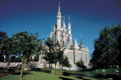 """""""隠れミッキー""""が多数潜む、東京ディズニーリゾート(写真は東京ディズニーランド)  (C)Disney"""