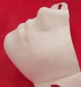 旭化成せんいの成形加工ができる不織布を使用