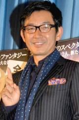 映画『ニュームーン/トワイライト・サーガ』のトークイベントに参加した石田純一 (C)ORICON DD inc.