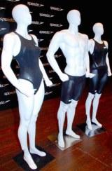 競泳水着ブランドスピード社が、2010年新モデル『レーザー・レーサー・エリート』を国内初お披露目 (C)ORICON DD inc.