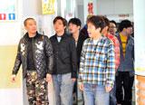 ユニリーバ・ジャパン本社で行われたCM試写会に訪れたメンバーら