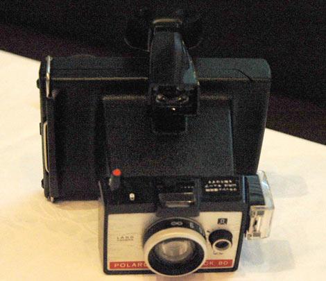 『ポラロイドカメラ』のフィルム製造が再開され、過去のカメラを使う機会が増えそうだ (C)ORICON DD inc.