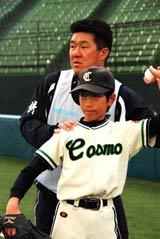 昭和42年生まれのプロ野球選手らで構成する『絆の会』に参加した元広島・佐々岡真司氏(C)ORICON DD inc