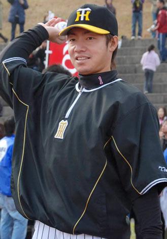 『ベースボール・クリスマス2009INびわこ・くさつ』に参加した阪神の鳥谷敬選手 (C)ORICON DD inc.