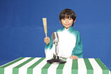 和服姿も可愛らしい加藤清史郎/『Wooo』(日立)新CM
