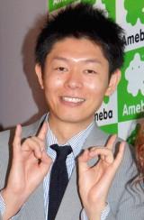 音事協主催の『肖像権啓蒙キャンペーン』イベントで、肖像権などの大切さを訴えた島田秀平 (C)ORICON DD inc.