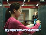 浅田真央選手が出演している『メディクリーン』(オムロン)新CM