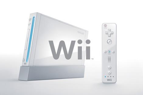 家庭用ゲーム機「Wii」(任天堂)
