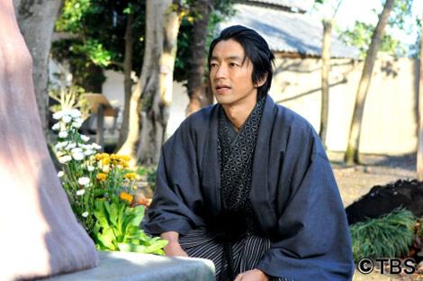 2位のTBS系ドラマ『JIN -仁-』で主人公・南方仁を演じる大沢たかお