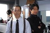 5位は『相棒』。共演した(左から)水谷豊、及川光博