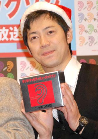 『第35回ニッポン放送 ラジオ・チャリティ・ミュージックソン』に出演した東貴博 (C)ORICON DD inc.