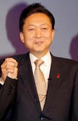 9位の鳩山由紀夫総理大臣 (C)ORICON DD inc.